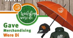 Banner webshop Were Di Tilburg