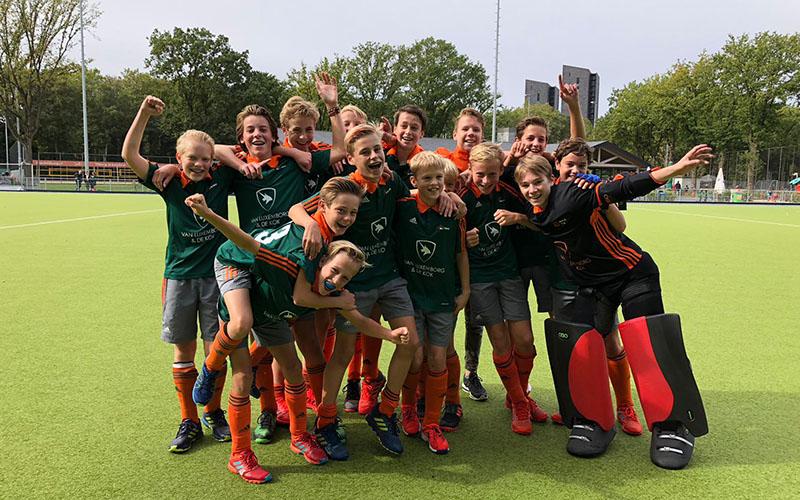 Were Di Hockey Tilburg Jongens C1 van 2018-2019